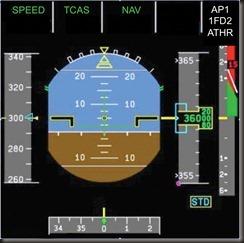 TCAS adjust vertical speed